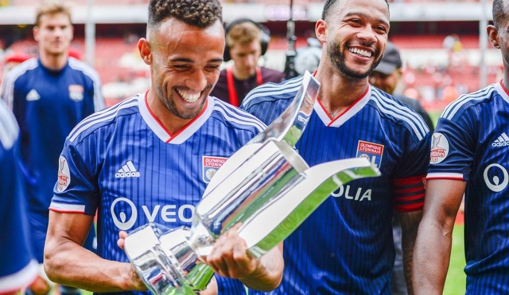 Emirates Kupası Lyon'un