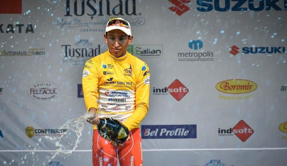 Bernal, Fransa Turu'nun son 110 yıldaki en genç şampiyonu