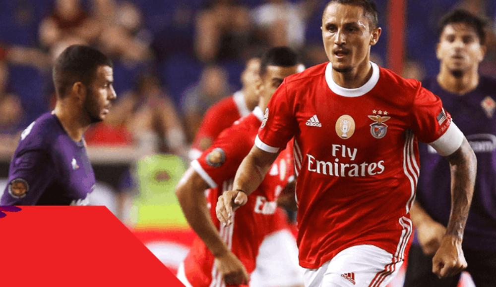 Benfica, Milan'ı tek golle geçti
