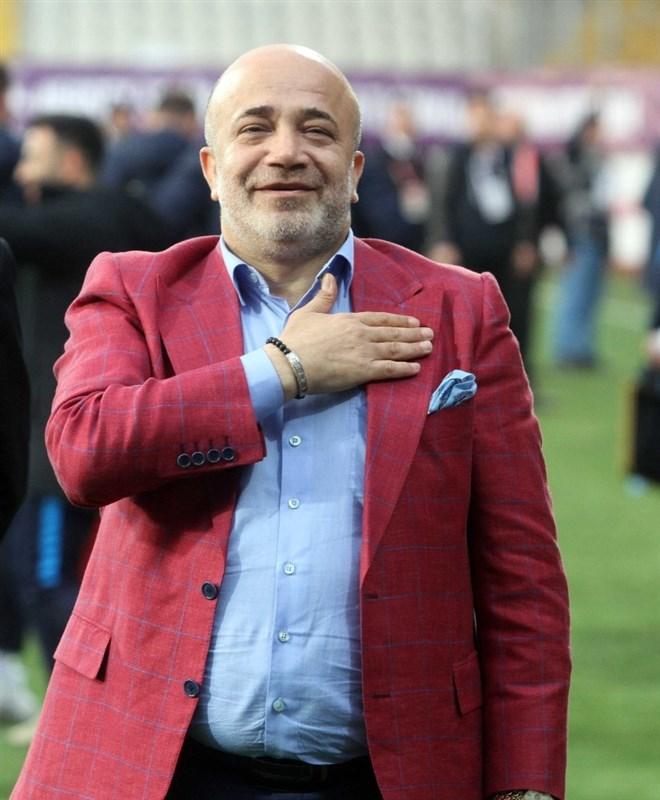 """Murat Sancak: """"Elimizi taşın altına koymaya hazırız"""""""