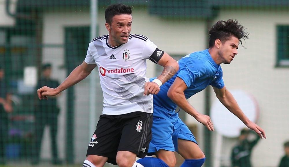 Beşiktaş, Apollon Larissa ile 0-0 berabere kaldı