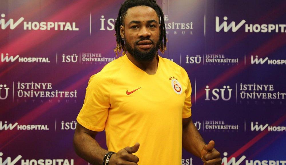 Galatasaray'da 3 futbolcu sağlık kontrolünden geçti
