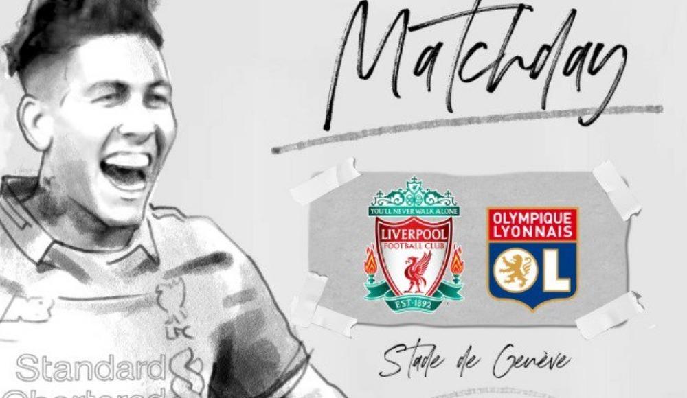 Liverpool - Lyon (Canlı Skor)