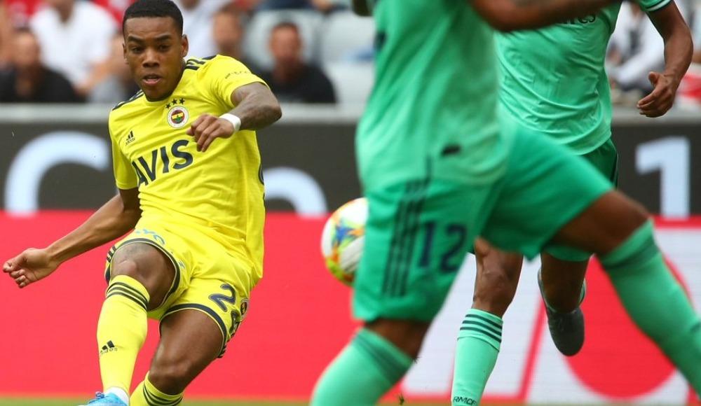 Garry Rodrigues, Fenerbahçe formasıyla ilk golünü attı