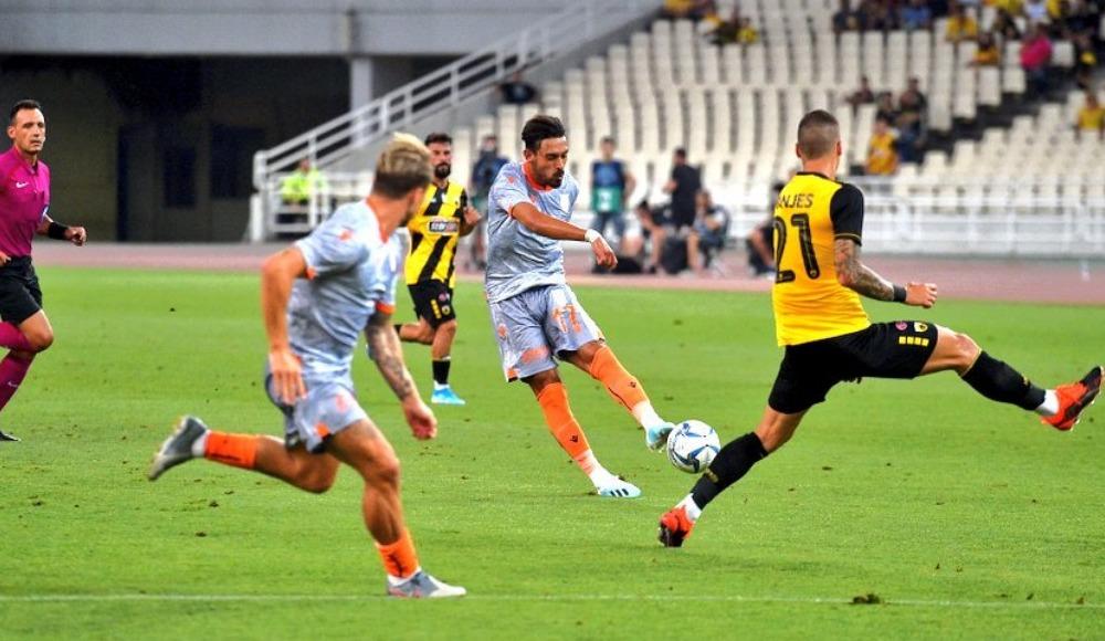 Başakşehir, AEK ile 0-0 berabere kaldı