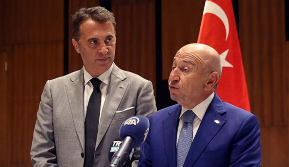 """Özdemir: """"Liglerin geç başlaması gibi bir durum yok"""""""
