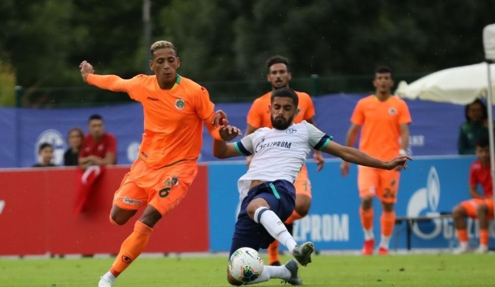 Aytemiz Alanyaspor, FC Shalke 04'e 2-0 mağlup oldu
