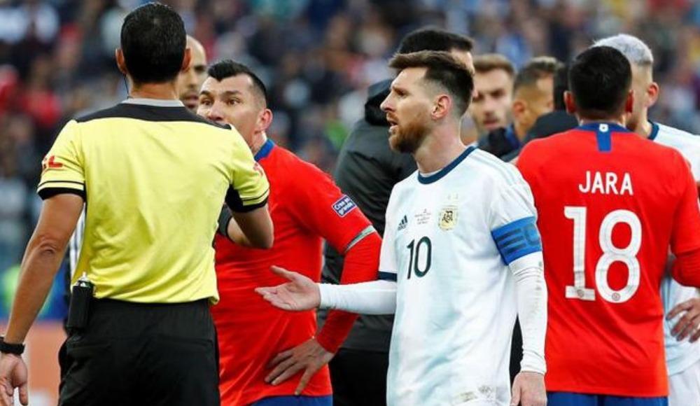 Lionel Messi'ye verilen ceza belli oldu