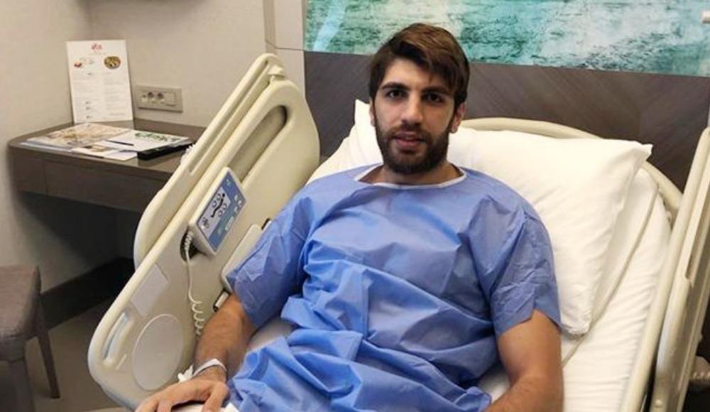 Beşiktaşlı basketbolcu Burak Can Yıldızlı ameliyat edildi