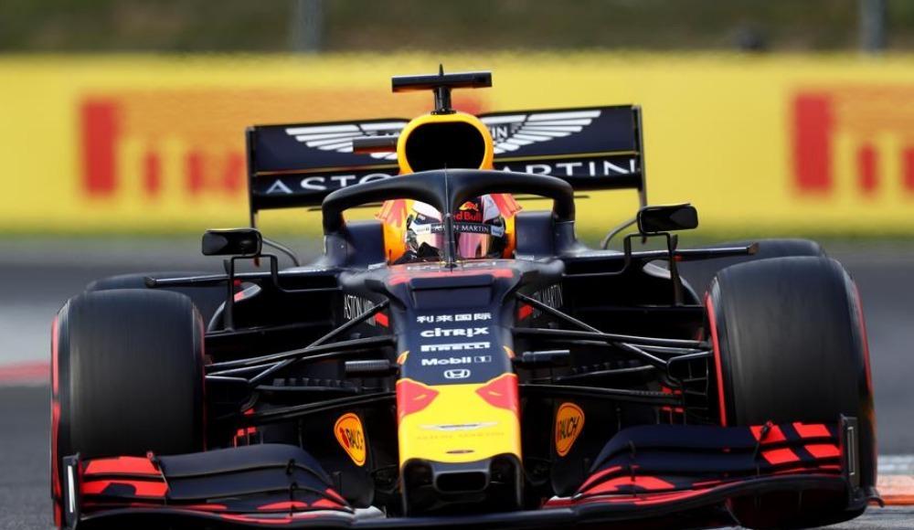 Macaristan'da pole pozisyonu Verstappen'in!