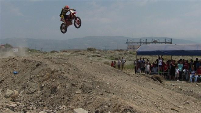 Samountain Motosiklet Festivali başladı