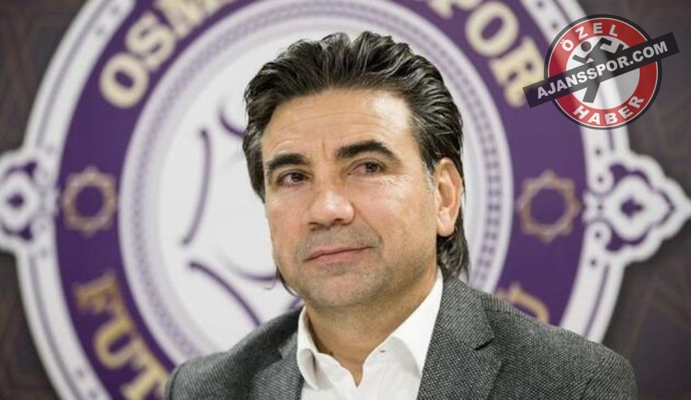 Osman Özköylü ayrılığın sebebini Ajansspor'a açıkladı!