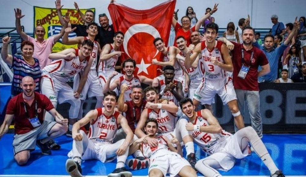 Türkiye'nin finalde rakibi İspanya!