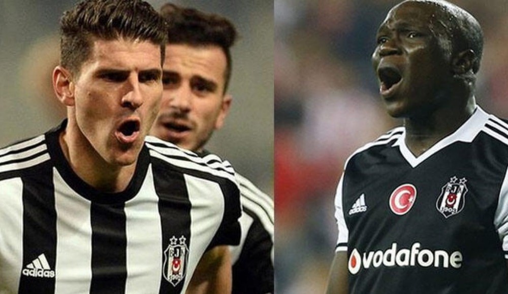Beşiktaş'ta iki eski isim gündemde! Gomez ve Aboubakar...