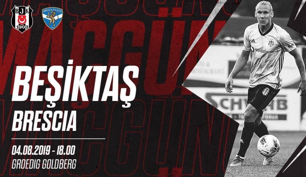 Beşiktaş - Brescia (Canlı Skor)