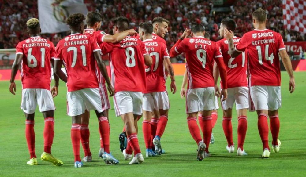 Benfica, Sporting'i rahat geçti; kupayı müzesine götürdü