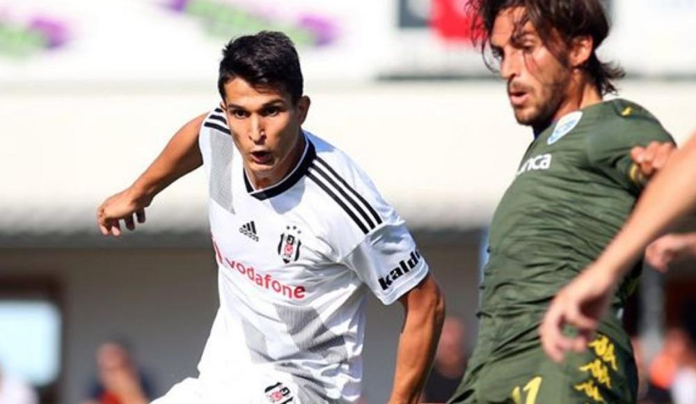 Beşiktaşlı futbolcu Necip Uysal'ın sağlık durumu