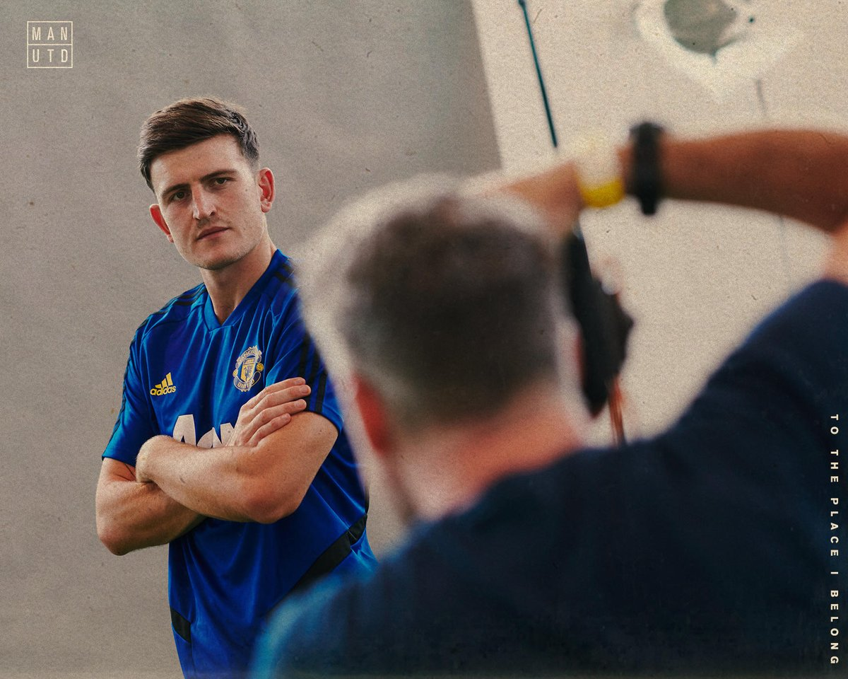 Harry Maguire: 90 M€