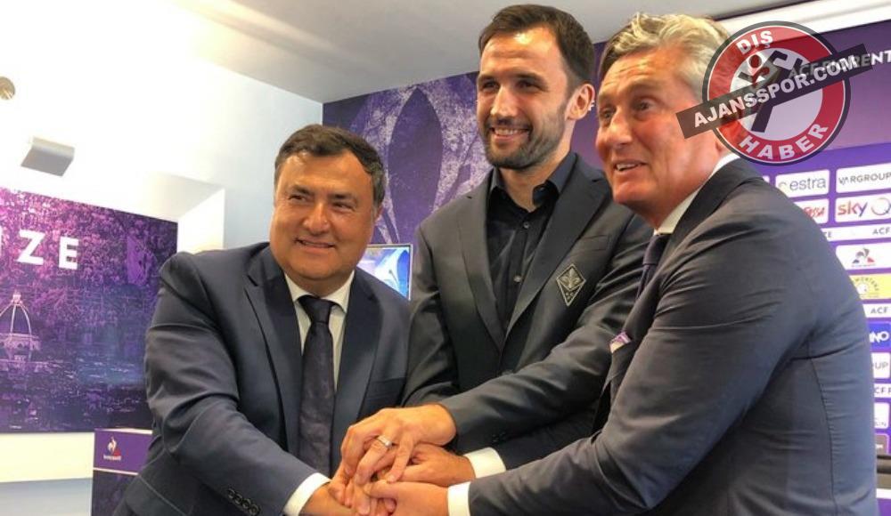 Adı Fenerbahçe ile de anılmıştı, Fiorentina'ya geri döndü!