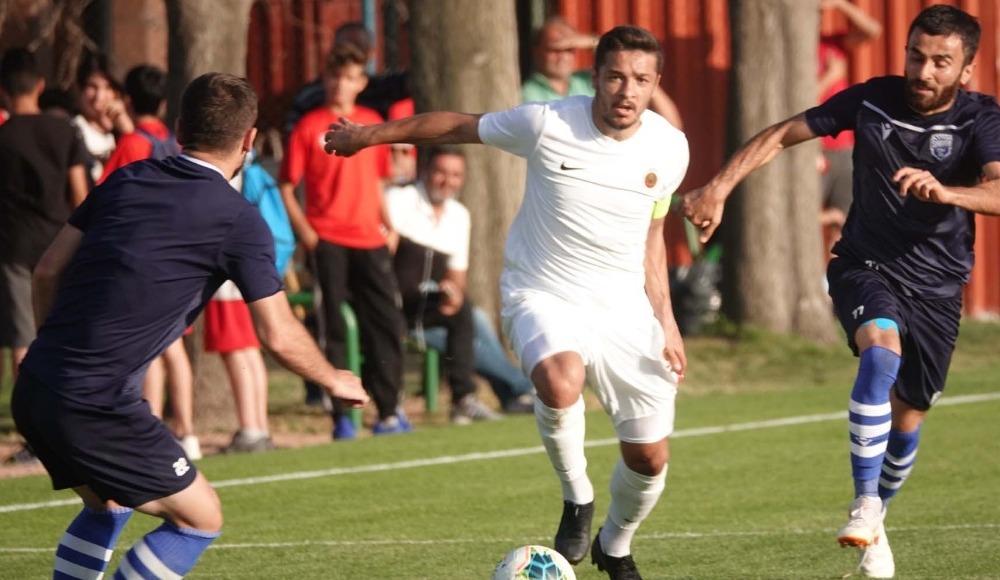 Gençlerbirliği, hazırlık maçında Sabah FK'yı 4-2 yendi