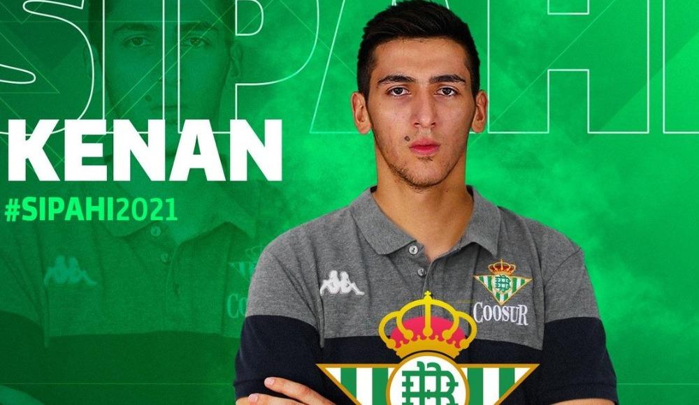 Kenan Sipahi, Real Betis'e transfer oldu