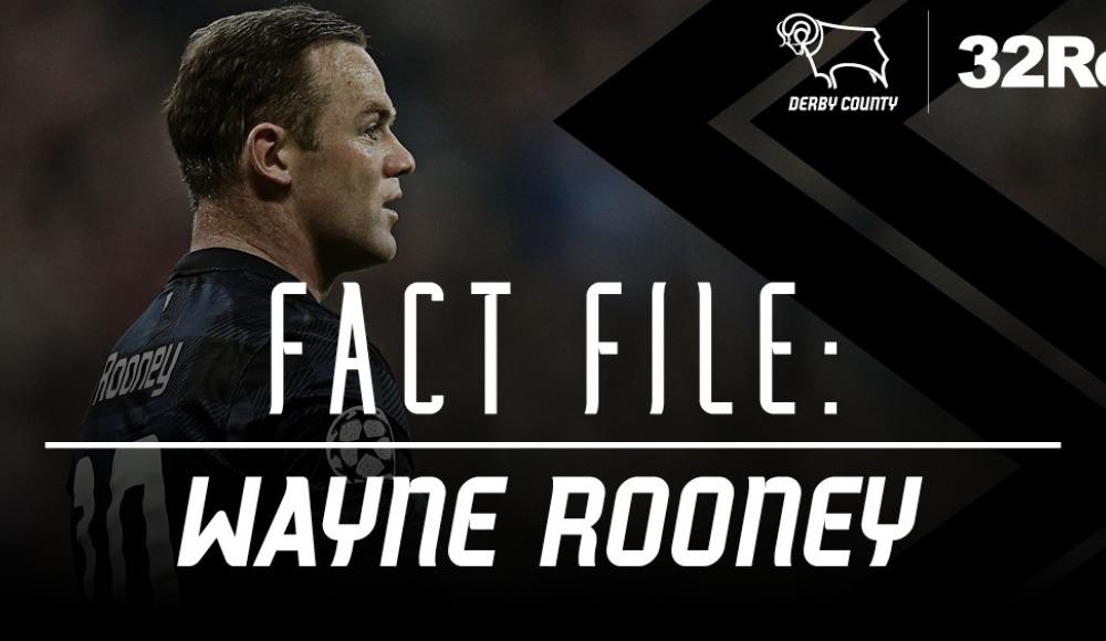 Derby County, Wayne Rooney'i resmen açıkladı!