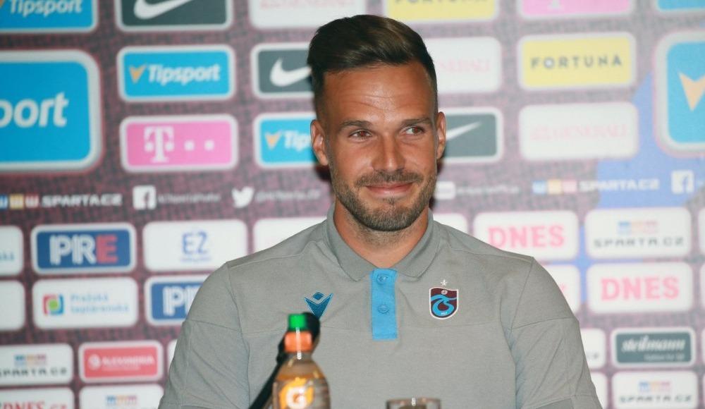 """Novak: """"Sparta Prag hakkında arkadaşlarıma bilgi verdim..."""""""