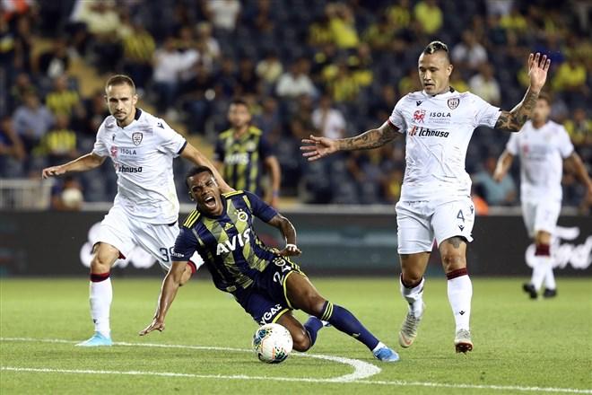 Yeni transferler ilk kez Kadıköy'de