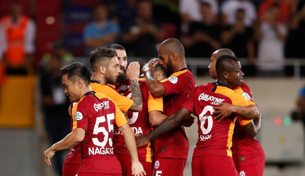Süper Lig'deki şampiyonluk yarışı