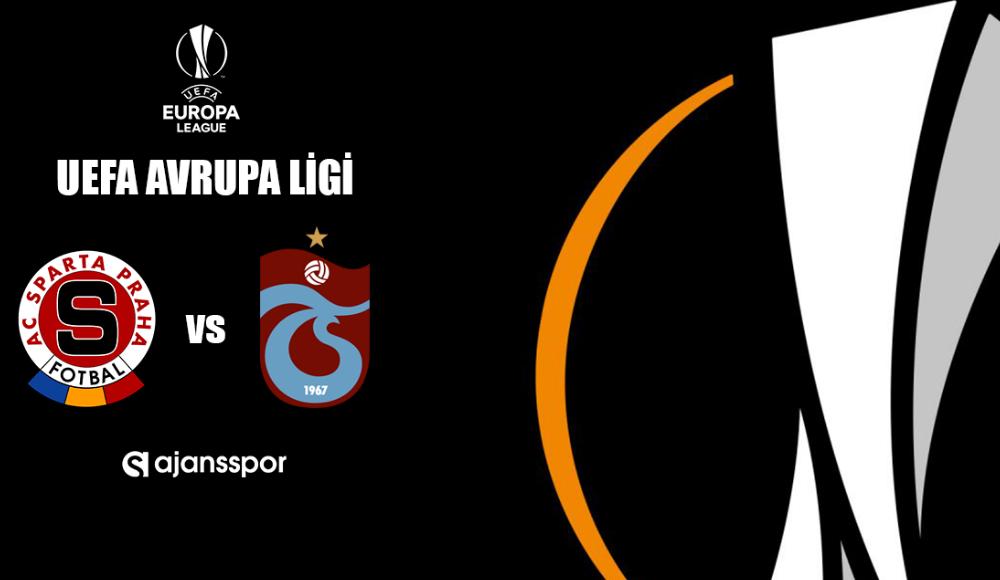 Sparta Prag - Trabzonspor (Canlı Skor)