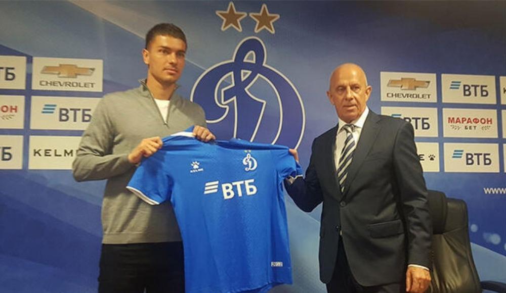 Dinamo Moskova, Roman'ı böyle duyurdu