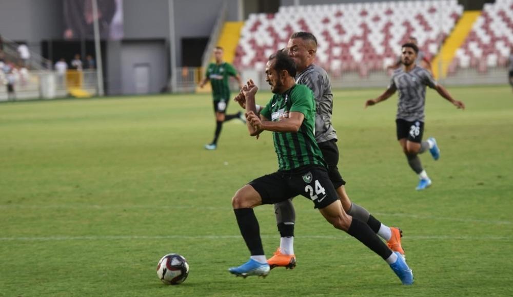 Altay, Denizlispor'u 3-1 mağlup etti