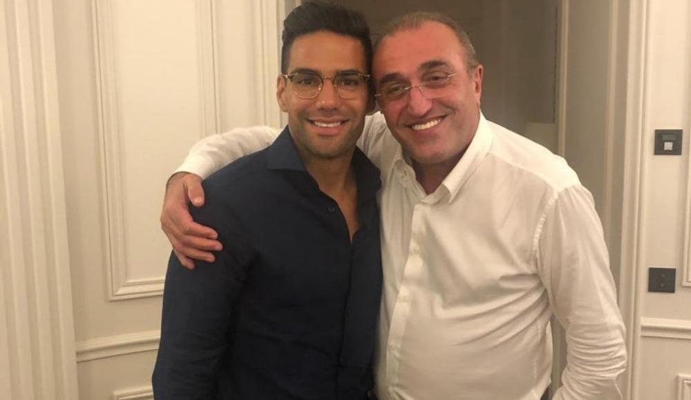 Falcao, Galatasaray taraftarlarının ilgisinden memnun