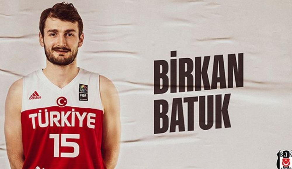 Birkan Batuk, Beşiktaş Sompo Japan'de!