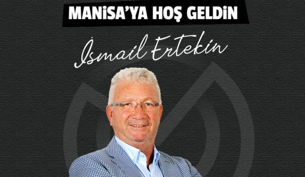 Manisa FK'da İsmail Ertekin dönemi