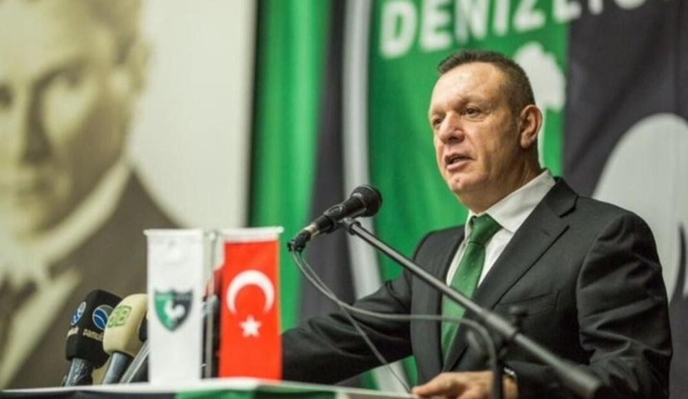 """Denizlispor Başkanı Çetin: """"Galatasaray'ı bekliyoruz"""""""