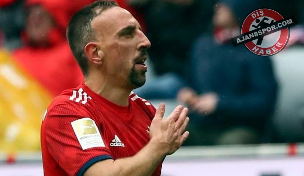Franck Ribery, Rusya yolcusu! Lokomotiv Moskova...