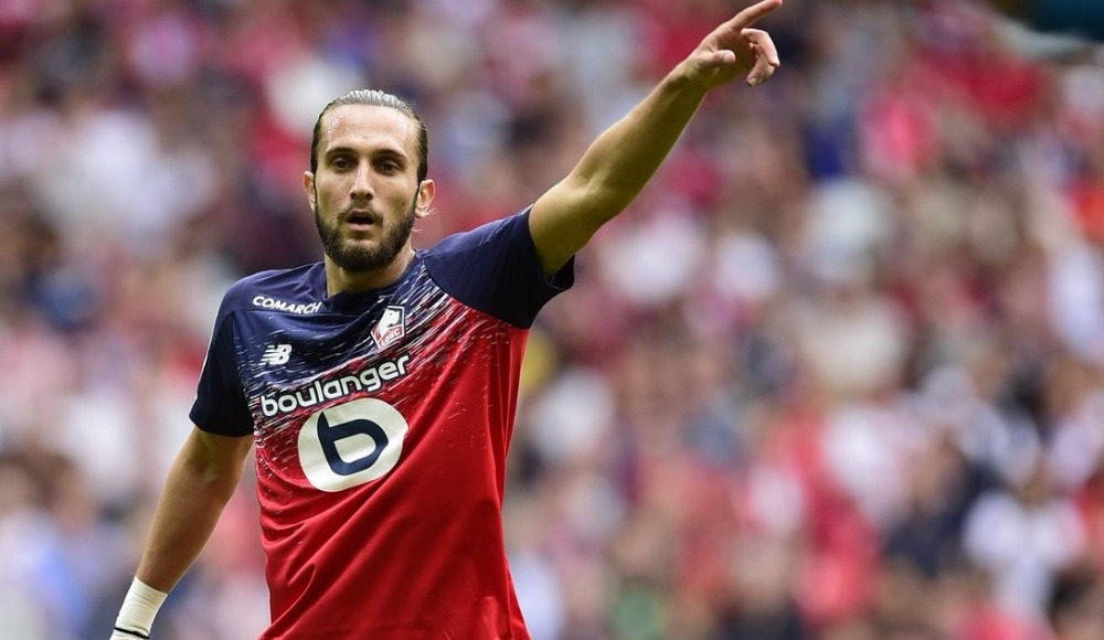 Lille, sahasında Nantes'i 2-1 mağlup etti! Yusuf Yazıcı ve Zeki Çelik...