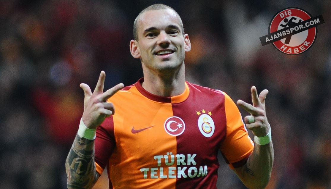 Wesley Sneijder futbolu bıraktı!