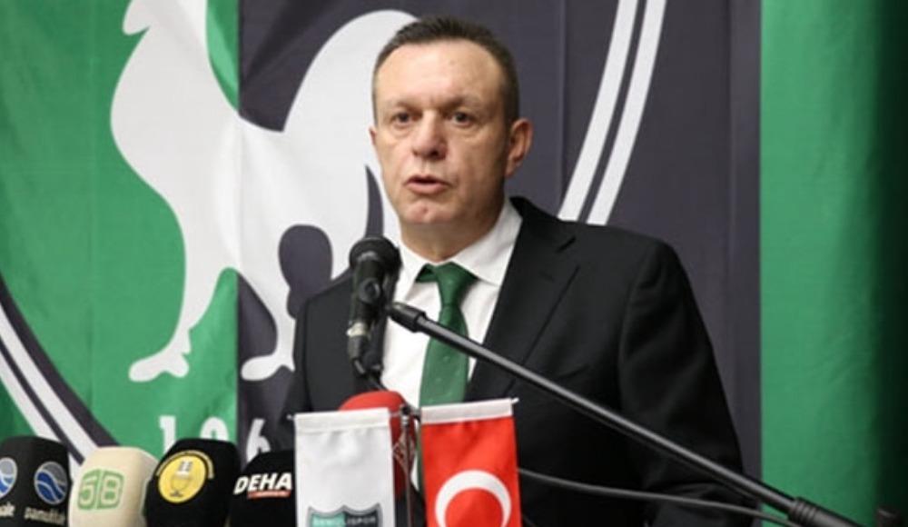 Denizlispor'a müjde! Transfer yasağı...