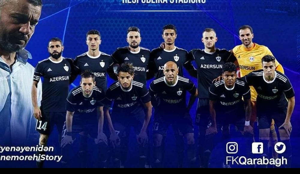 Qarabağ Ağdam - APOEL Nicosia (Canlı Skor)