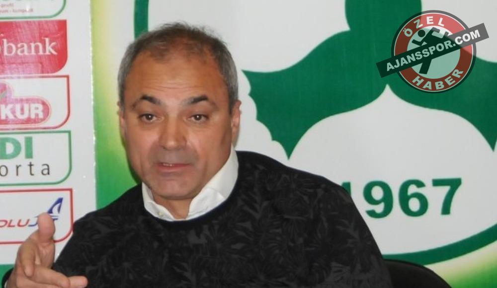 Erkan Sözeri'den Menemenspor maçı yorumu...
