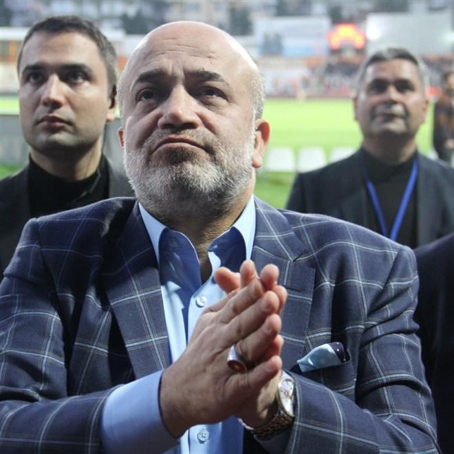 """Murat Sancak: """"Ben burada oldukça Adana Demirspor'u kullandırmam"""""""