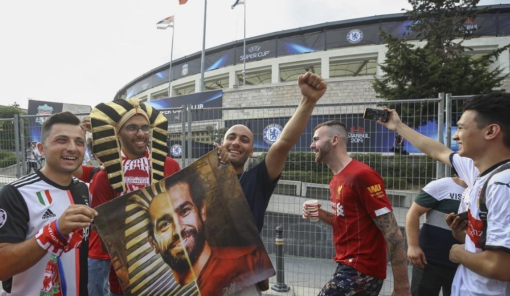 UEFA, İstanbul ve Vodafone Park'ı tanıttı