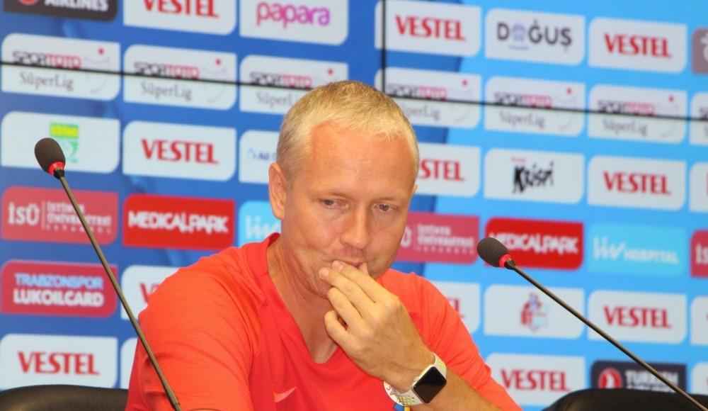 "Vaclav Jilek: ""Trabzonspor'a karşı savunma yapacağız"""