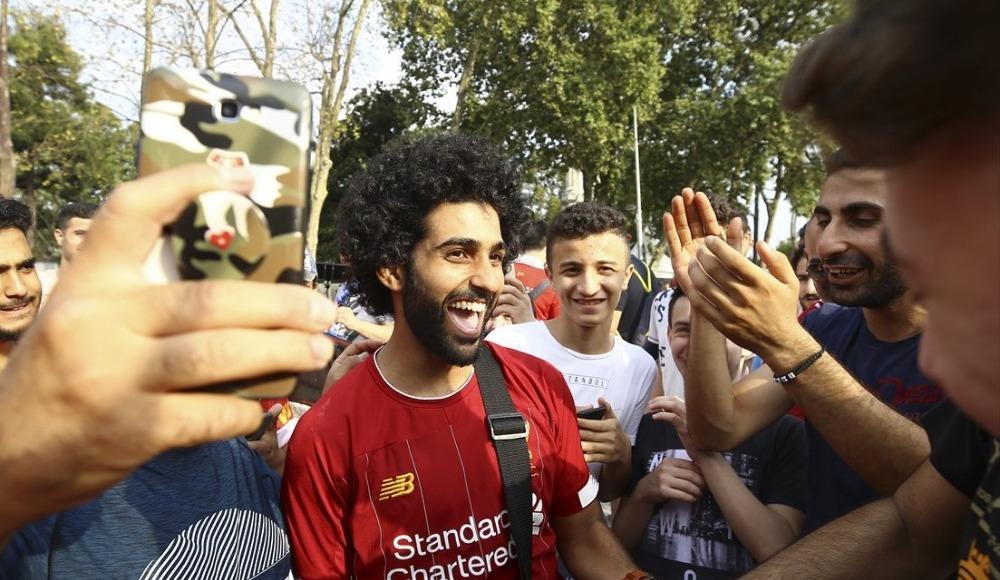 Süper Kupa'ya yabancı basın akını