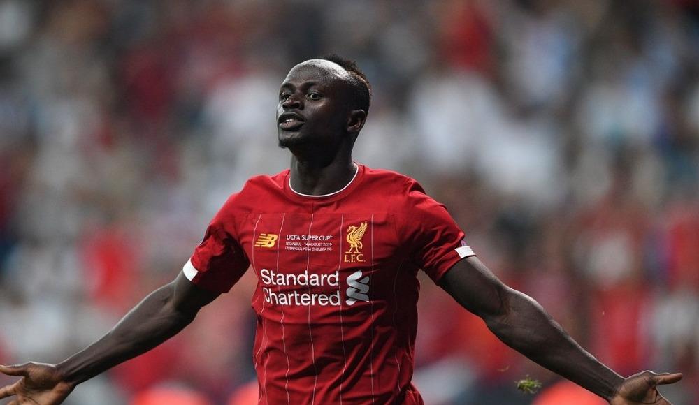 Mane, Kante'den sonra Süper Kupa maçında gol atan ilk Afrkalı