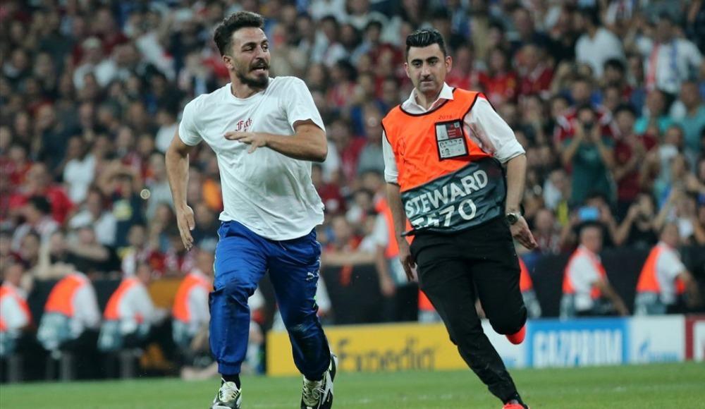 Süper Kupa'da 25 gözaltı!