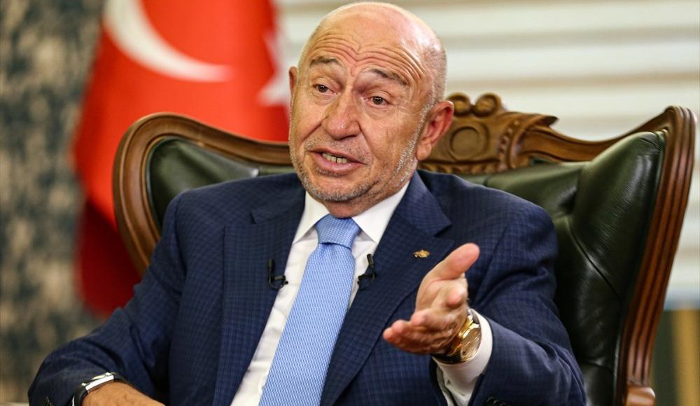 """""""Nihat Özdemir çifte standarda müsaade etmez"""""""