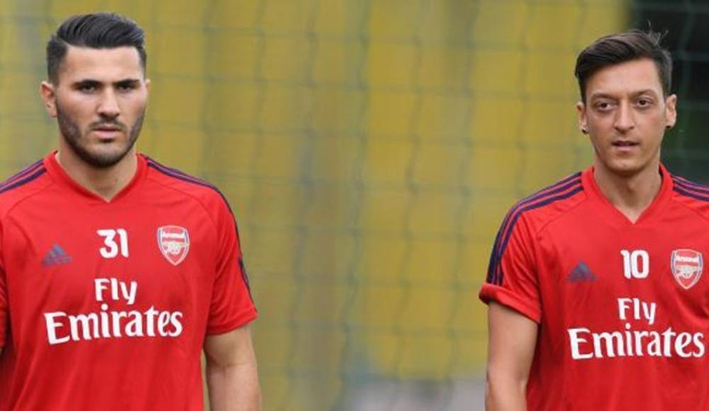 Unai Emery'den Mesut Özil ve Kolasinac açıklaması!